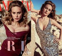 Brie Larson w hollywoodzkiej sesji na pustyni
