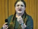 Krystyna Pawłowicz o fladze Unii Europejskiej: