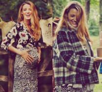 Więcej zdjęć Blake Lively w ciąży!