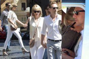 Taylor Swift i Tom Hiddleston razem w Rzymie! (FOTO)