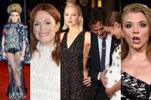"""Aktorzy """"Igrzysk Śmierci"""" na brytyjskiej premierze (ZDJĘCIA)"""