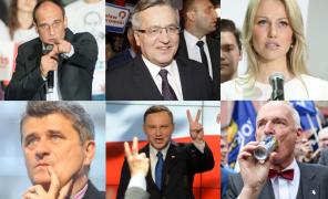 Najlepsze momenty kampanii wyborczej: SUFLERKA Komorowskiego czy
