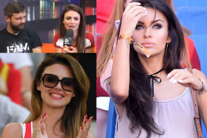 """""""Miss Euro 2016"""" o Siwiec: """"Chciałam zapytać, czy zrobiłaby zdjęcie z nową miss, ale uciekła"""""""