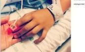 Edyta Górniak pokazała zdjęcie ze szpitala