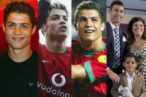 Cristiano Ronaldo skończył 32 lata! (ZDJĘCIA)