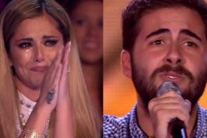 """Cheryl Cole PŁACZE w """"X Factor""""!"""