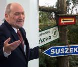 """Macierewicz ODMÓWIŁ POMOCY ofiarom nawałnicy w Suszku? """"Oni się rwali do pomocy, ale DOSTALI ROZKAZ I KONIEC"""""""