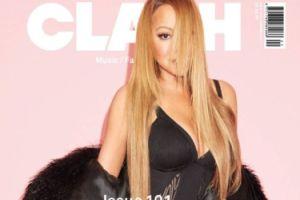 Mariah Carey chwali się nową okładką. Retusz roku?