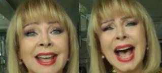 Izabela Trojanowska śpiewa na Facebooku!