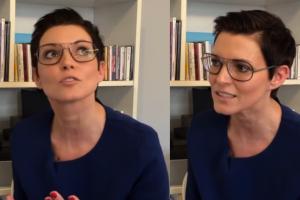 """Felicjańska o hejterach: """"Ludzie z dysfunkcyjnych domów z zaburzonym poczuciem wartości"""""""