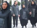 Ciężarna Janet Jackson w
