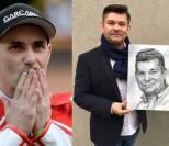 Zenon Martyniuk oddał swój portret na licytację dla Tomasza Golloba!