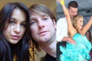 Żona Kadziewicza pilnuje męża za kulisami... Jest zazdrosna o Kaczorowską?