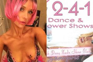 Klub ze striptizem reklamował się... zdjęciem Krupy! Joanna chce 100 tysięcy dolarów
