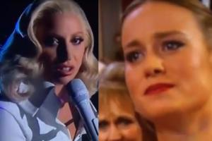 Zobaczcie występ Lady Gagi na rozdaniu Oscarów!