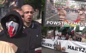 Narodowcy kontra Marsz Równości w Gdańsku!