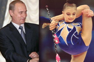 Putin JUŻ PO ŚLUBIE? Ożenił się z 30-letnią gimnastyczką?!
