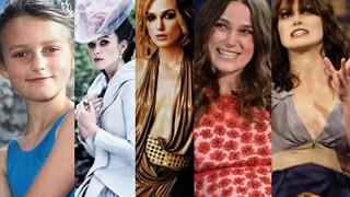 """Oskarżana o anoreksję, """"za ładna do roli""""... Keira Knightley kończy dziś 32 lata (ZDJĘCIA)"""