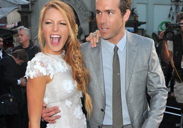 Blake Lively i Ryan Reynolds WZIĘLI ŚLUB!