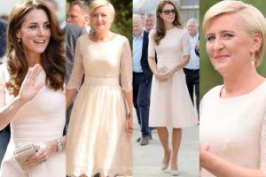 Agata Duda czy księżna Kate? (ZDJĘCIA)