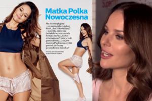 """Paulina """"Matka Polka Nowoczesna"""" Sykut o macierzyństwie: """"Nie jest łatwo znaleźć czas dla siebie!"""""""