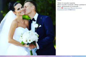 Marcin Mroczek wspomina ślub (FOTO)