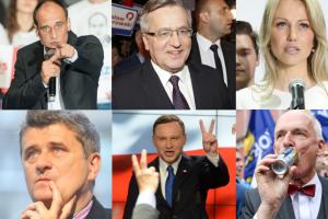 """Najlepsze momenty kampanii wyborczej: SUFLERKA Komorowskiego czy """"Duda to MATRIOSZKA"""" w apelu Michalczewskiego?"""
