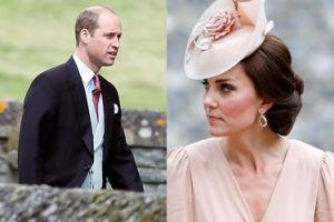 Upokorzona księżna Kate jeszcze nie wybaczyła Williamowi? Ślub Pippy spędzili osobno!