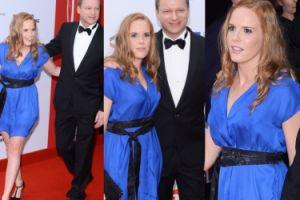 Maciej Stuhr z żoną na gali Europejskich Nagród Filmowych (ZDJĘCIA)