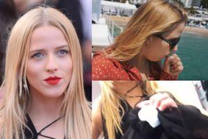 """Jessica Mercedes wciąż podnieca się Cannes: """"Pierwszy raz w życiu byłam w kinie tak ładnie ubrana! Dziwnie się czuję, bo ŻADNĄ GWIAZDĄ NIE JESTEM..."""""""