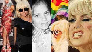 """Biseksualna """"ikona gejów"""", u której muzyka powoduje """"ekstremalny orgazm"""" - Lady Gaga kończy dziś 31 lat! (ZDJĘCIA)"""