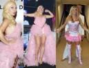 Monika Jarosińska wraca... w różowej sukni