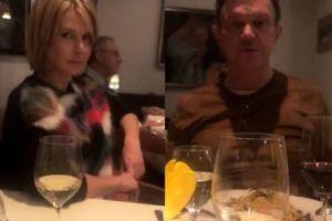 Pazurowie na kolacji z... Lewandowską (FOTO)