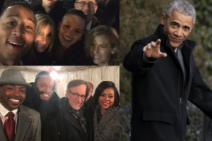 De Niro, Streep, Hanks i Sarah Jessica Parker na IMPREZIE POŻEGNALNEJ Baracka Obamy (FOTO)