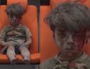 5-letni Syryjczyk uratowany z bombardowania był zbyt przerażony, by płakać (FOTO)