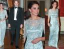 Księżna Kate w sukni za ponad 15 tysięcy na balu w Paryżu! (ZDJĘCIA)