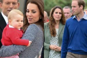 Kate i William walczą z paparazzi śledzącymi ich syna!