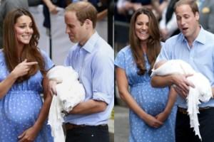 Ciąża i poród Kate Middleton Wydarzeniem Zagranicznym 2013!
