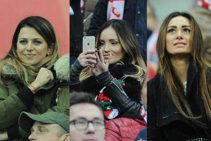 Lewandowska z Mariną na trybunach Stadionu Narodowego! (ZDJĘCIA)