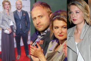 Borys Szyc z dziewczyną przyjechali na festiwal filmowy do Krakowa (ZDJĘCIA)