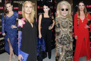 """Gala """"Glamour"""": Steczkowska, Horodyńska, Farna, Maffashion (DUŻO ZDJĘĆ)"""