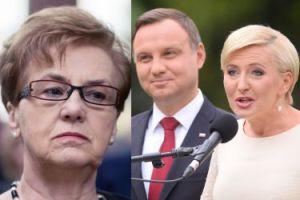 """Danuta Wałęsa o parze prezydenckiej: """"Są tylko na papierze"""""""