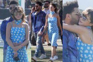Selena Gomez i The Weeknd przytulają się na Coachelli (ZDJĘCIA)