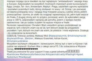 """Kasia Moś podsumowała udział w Eurowizji: """"Lczyłam na wyższe miejsce w finale"""""""