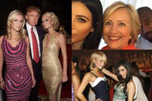 """Paris Hilton: """"Głosowałam na Donalda Trumpa! Znam go od dziecka"""""""