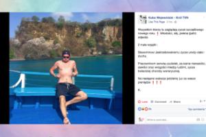 """Kuba Wojewódzki składa PUDELKOWI noworoczne """"życzenia"""" (FOTO)"""