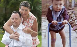 Matka o synu z zespołem Downa: