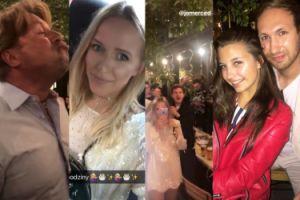 Celebryci bawią się na urodzinach Jessiki Mercedes: Wieniawa, Mucha, Milowicz... (FOTO)
