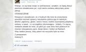 Andrzej Saramonowicz oświadcza na zapas