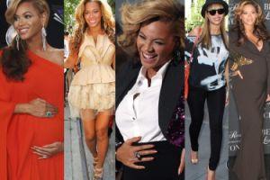Tak Beyonce wyglądała w trakcie pierwszej ciąży (ZDJĘCIA)
